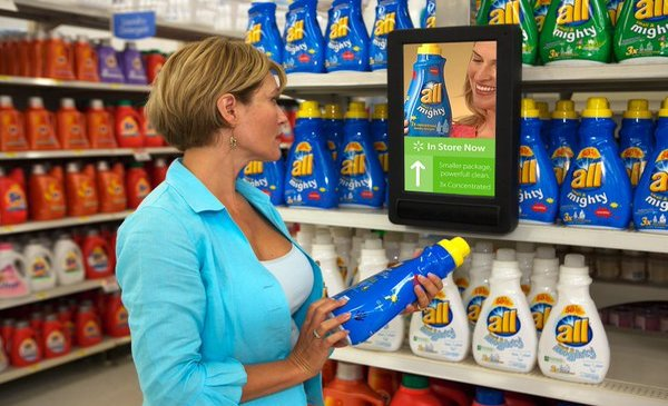 Retail Brand Strategy Point Of Purchase