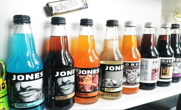 marketing strategy for jones soda distribution Saving jones soda by: soda career in distribution, getting jones soda on the shelves company's guerrilla marketing strategy will take a back seat.