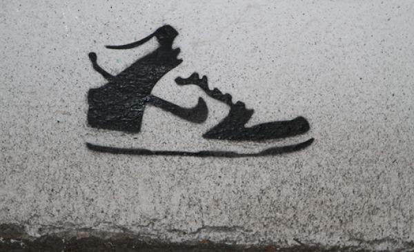 Great Moments In Brand Identity: The Nike Swoosh