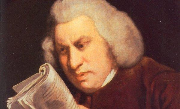 Samuel Johnson 1759 Advertising History