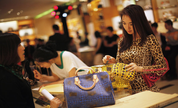 Recession Marketing and Luxury Brands