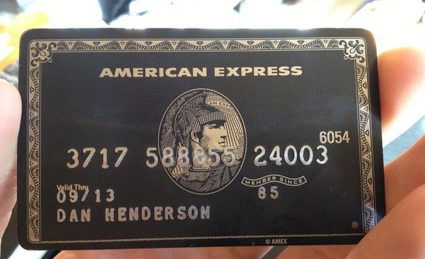 From Urban Legend To Brand - AMEX Black