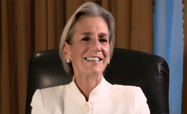 Shelly Lazarus, Chairman and CEO of the advertising agency Ogilvy & Mather Worldwide