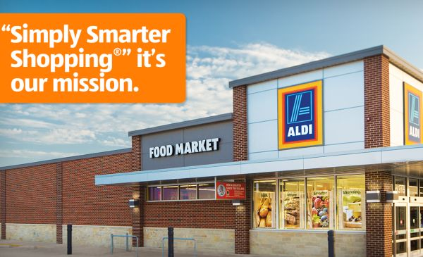 Own-Label, Anti-Marketing Fuels Aldi