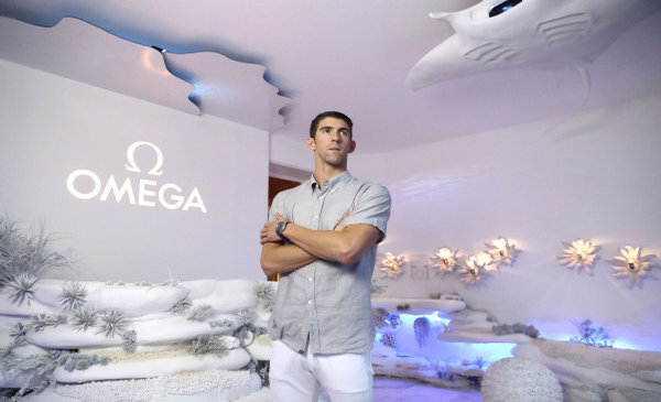 The Michael Phelps Endorsement Factor