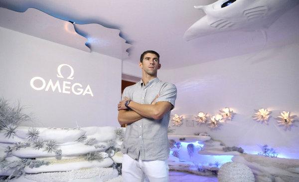 The Michael Phelps Endorsement Factor
