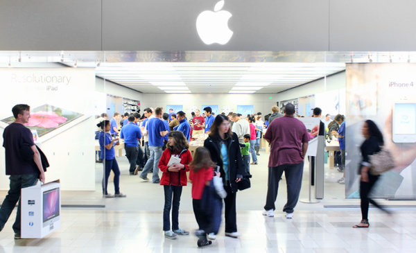 Silencing The Critics: 10 Years Of Apple Retail Success