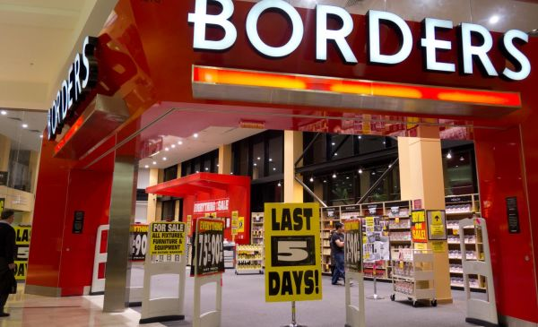 Brand Loyalty And The Fall Of Borders Books
