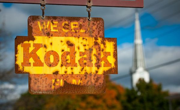 Brand Management: The Last Kodak Moment?