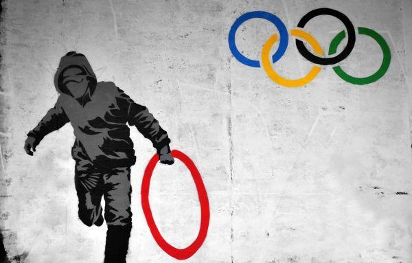 Brand Police Defend London Olympics