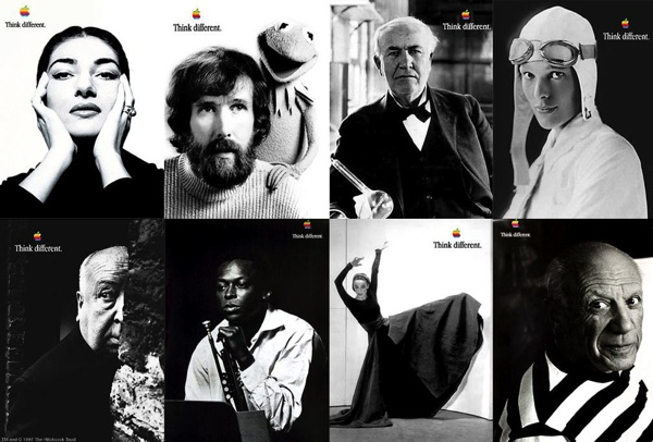 think different the ad campaign that Think different – apple, 1990s  what is an in-house ad agency and what does it do 5 common advertising mistakes made by small businesses.