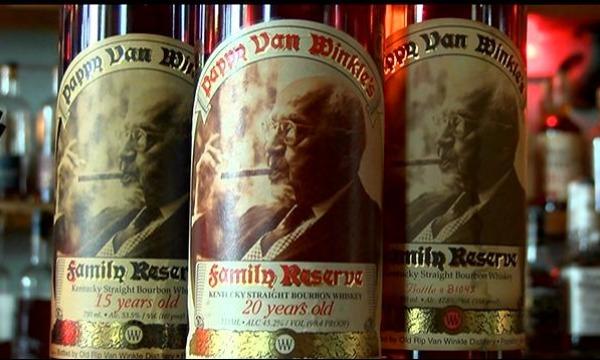 Brand Strategy Pappy Van Winkle