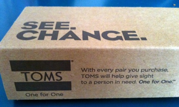 Brand Promise TOMS