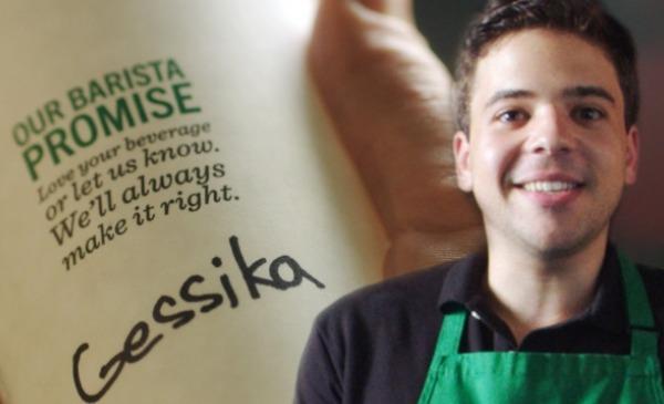 Starbucks Brand Promise