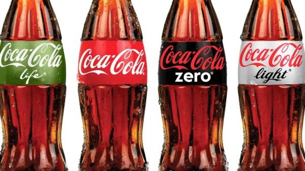 1 Số Sản Phẩm Của Coca-Cola