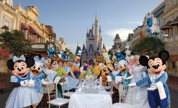 Disney Brand Experience
