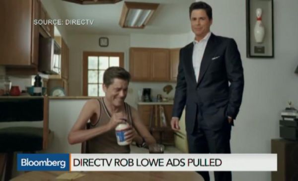 DirecTV Rob Lowe Brand Ethics