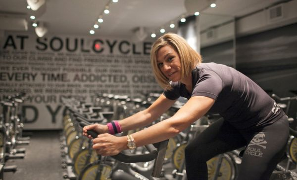 Julie Rice And The SoulCycle Brand