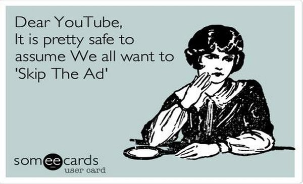 Ad Avoidance Sofware Vs. Marketing