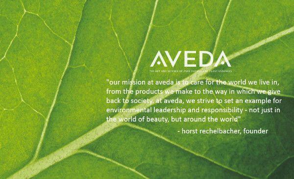Aveda Brand Story