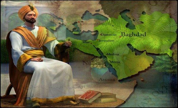 Harun-al-Rashid Brand Storytelling Myths