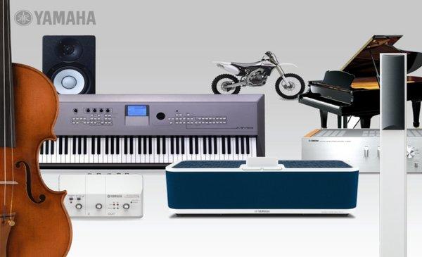 Yamaha - The Classic Rule Breaker Brand