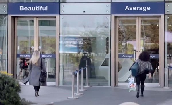 "Dove's ""Choose Beautiful"" Advertising Campaign"
