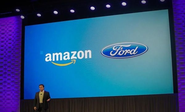Brand Partnerships Amazon Ford