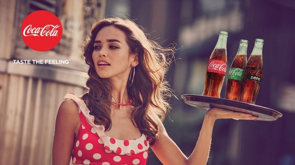Coca-Cola Brand Strategy Taste The Feeling