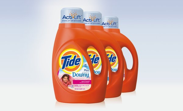 Tide And Downy- Ingredient Brand Success