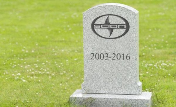 The Strategy And Death Of The Scion Brand
