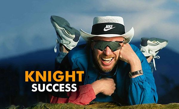Phil Knight Nike Brand Strategy And Prosperity