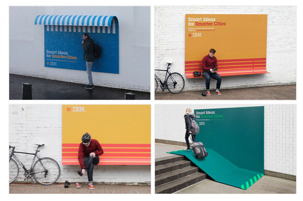 IBM Smarter Cities Brand Campaign