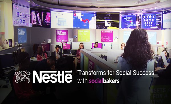 Nestle Digital Acceleration Team Strategy