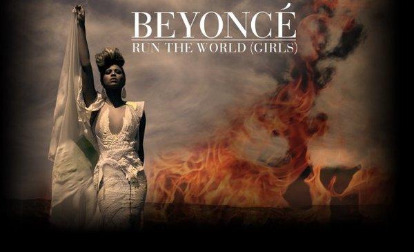 Beyonce Girls Run The World Disruptive Marketing Trends