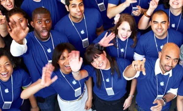 Brand Culture Drives Apple Store Success