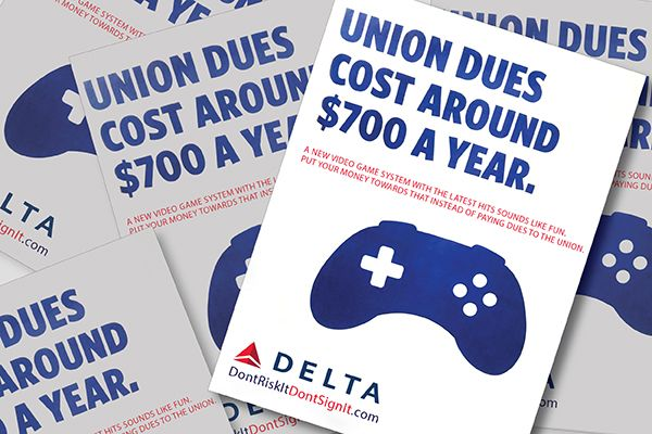 Delta Airlines Employee Communications