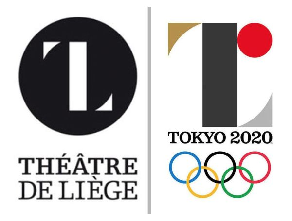 Liège Theater Tokyo 2020 brand identity