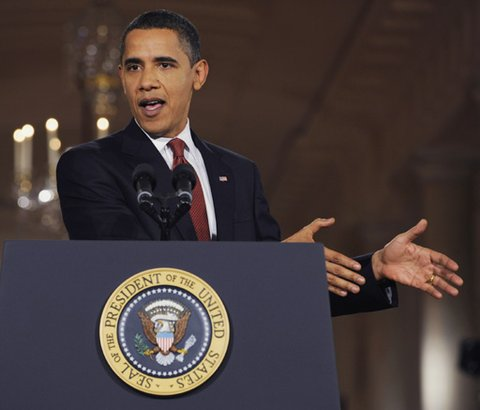 analysis and comments on president barack Analysis by harry enten  at the beginning of obama's term, democrats  controlled 59 percent of state legislatures, while now they control only.