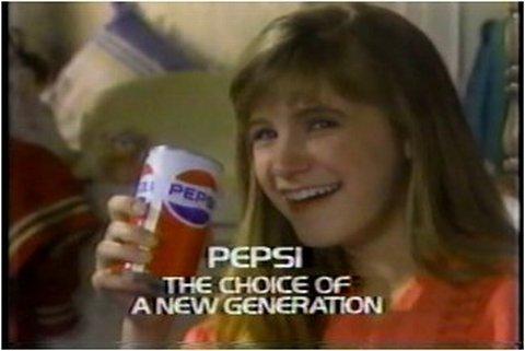 pepsi choice of a new generation Pepsi 1985 tv commercial featuring don johnson, glenn frey, and the amazing ferrari testarossa.