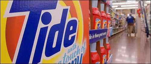 marketing strategy of tide detergent Evolution of current marketing strategy growth ariel is now positioned as in the premium category of detergent powder and it is the most expensive hand available in the uk market the company has recently promoted some mid- priced brands to compete with the competitors of low priced detergent.
