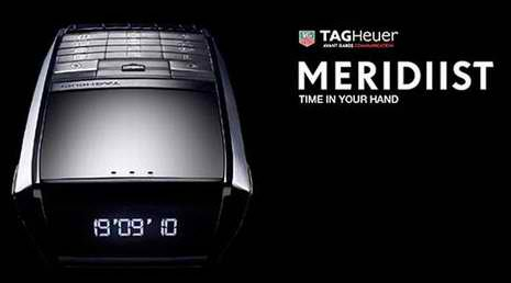 Tag heuer brand extension