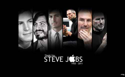Steve Jobs Apple Brand Tribute