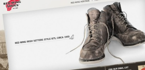 Brand Strategy Brand Legacy Brand Heritage Redwing Shoes