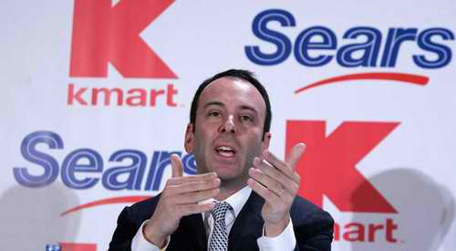 Brand Strategy Sears Holdings Edward Lampert