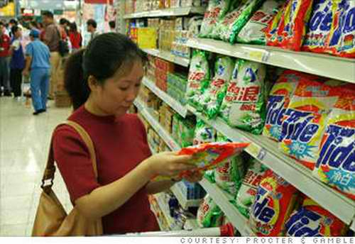 Brand Strategy China Tide P&G