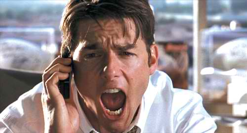 Brand Strategy Jerry Maguire