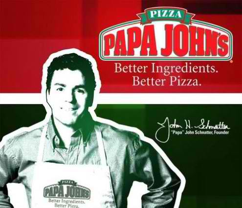 Sports and Loyalty Marketing Help Papa John's Bring in the Dough