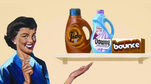 Brand Strategy Tide Downy Bounce